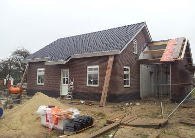 Nieuwbouw glaswerkzaamheden