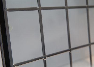 Glas in lood door klant zelf uitgekozen