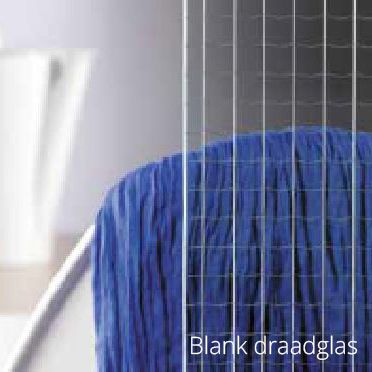 Draadglas Blank